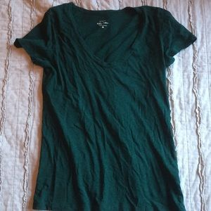 J. Crew vintage cotton v neck